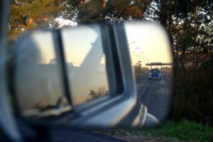 Na estrada, indo pra Guaíba.